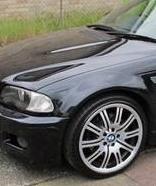 BMW M3 - Stuart Jupp 156x186