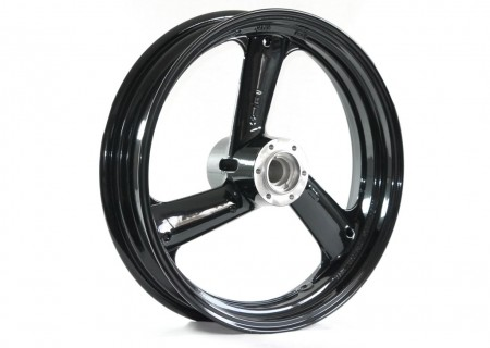 Gloss Black (Motorbike Wheel)