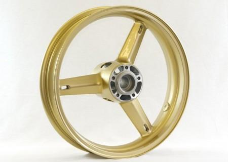 Gold (Motorbike Wheel)