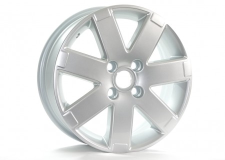Flat Silver