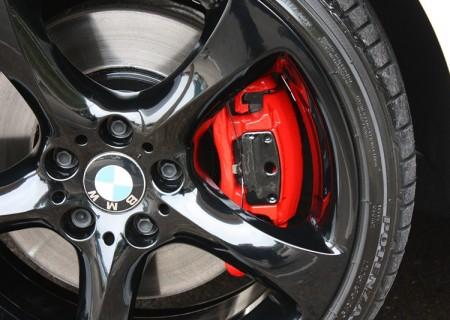 BMW Black Wheel