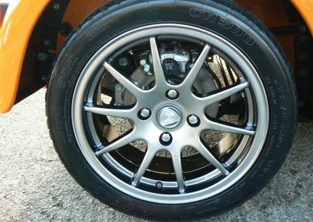 Caterham Wheel
