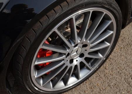 Mercedes AMG Wheel