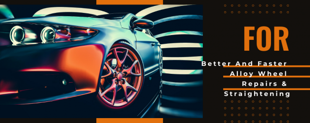Better And Faster Alloy Wheel Repairs & Straightening
