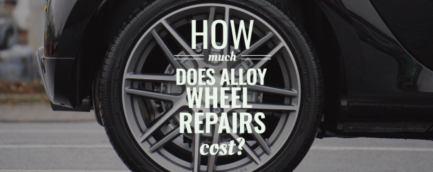 How Much Does Alloy Wheel Repairs Cost?