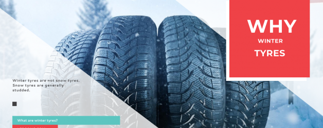 What are winter tyres