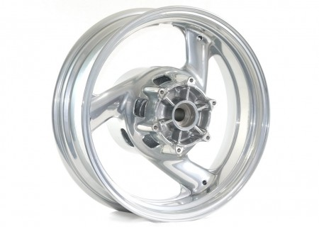 Nickel Chrome (Motorbike Wheel)