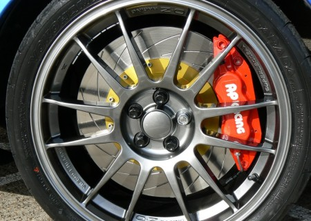 Subaru wheel