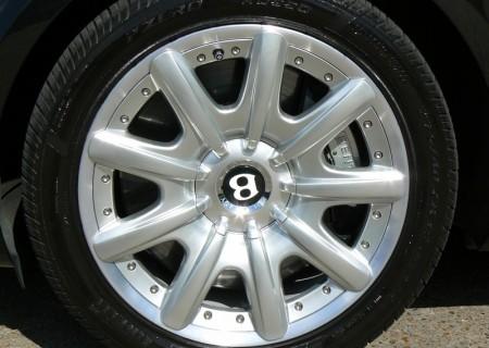 Bentley Continental Split Rim (after)